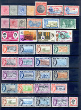 BAHAMAS 195 Stamps 1902-1997 Lot Mint and Used