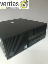 HP 280 G2 Business PC SFF 500gb HDD i3-6100 @ 3.70Ghz 8GB RAM Win10pro+Office07