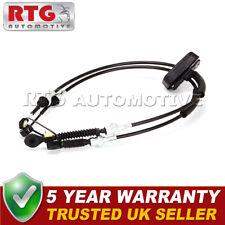 Gear Linkage Cable Set Fits Renault Trafic Vauxhall Vivaro / Primastar 2001 on