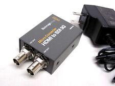 Blackmagic Design SDI to HDMI 3G Micro Converter with AC