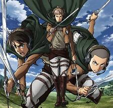 SOUNDTRACK CD Anime TV Music Attack on Titan Shingeki no Kyojin   Vol.3