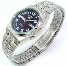 Seiko 5 Automatic Mens Watch See Through Back SNK655K1 UK Seller