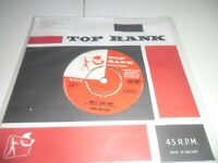 "Phil McLean Small Sad Sam b/w Chicken 7"" Vinyl Single 1961 Top Rank JAR-597"