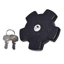 Tankdeckel Tankverschluss mit 2 Schlüsseln Für VW Golf I Scirocco 171201551D