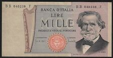 1971 1000 Lire Italy Old Vintage Paper Money Banknote Currency Bill Note VF