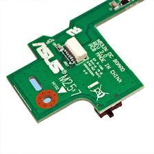 FOR ASUS N53SV-SX858V N53SV-DH71 N53SV DC POWER JACK SWITCH BOARD REPLACEME