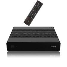VU+ Zero V2 Linux E2 Full HD H.265 Sat 1x DVB-S2 Receiver Schwarz Neu