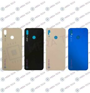 Rear Glass Back Battery Cover For Huawei P20 Lite ANE-LX1 ANE-LX2 With Adhesive