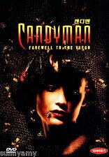 The Candyman 2  - Farewell to the Flesh - Tony Todd Kelly Rowan (NEW) Horror DVD