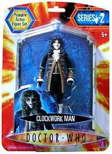 Series Doctor Who 2007 Series 2 Action Figure Clockwork Man Black