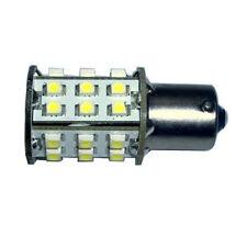HQRP BA15s bombilla led SMD de 30 LED 3528 3.6W 6000K luz blanca fría, 180 Lumen
