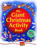 My Giant Christmas Sticker & Activity Book (Giant Sticker & Activity Fun),,New B