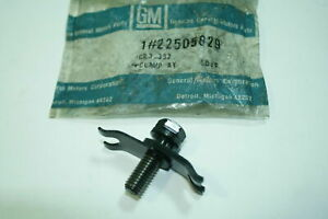 NOS OEM GM  1978-1981 GM Fuel Injection Nozzle Clamp CHEVY CADILLAC OLDS