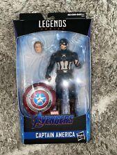 NEW Marvel Legends Captain America Walmart Exclusive 6? figure sealed Worthy cap