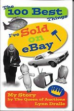 100 BEST THINGS I'VE SOLD ON EBAY LYNN DRALLE BOOK