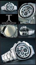 Original de postconsumo señores chronograph procedentes del H. J. Cantani en negro-blanco