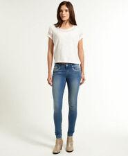 Superdry Womens Skinny Embellished Jeans