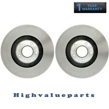 2pcs Disc Brake Rotors BR31330 Front Left and Right for 2003 2004 Nissan Murano