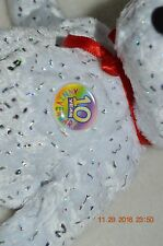 Ty Beanie Baby - Decade 10th Anniversary-DOB 2003-01-22 Incorrectly Dated #106#