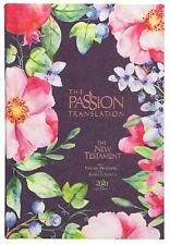 New ListingThe Passion New Testament Bible, Berry Floral: Psalms, Proverbs, Songs (2020)
