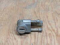 1974 Suzuki GT250 OEM Steering Stem Triple Tree Lock Assembly No Key 51900-33811