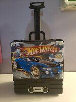 2005 Mattel Hot wheels Rolling 100 Car Case