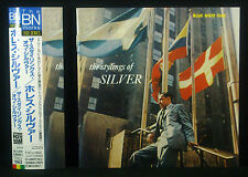 CD HORACE SILVER QUINTET - stylings of silver, Blue Note / Toshiba, Japan-Import