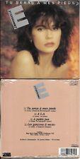 CD (CARDSLEEVE) 4T EMMANUELLE TU SERAS A MES PIEDS (DOROTHÉE) 1989 NEUF SCELLE