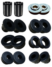 WHEELBARROW WHEEL REPLACEMENT REDUCER BUSHES BEARINGS RETAINERS CHOOSE YOUR SIZE