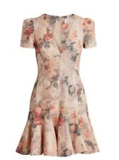 Zimmermann Radiate Flip Dress Size OP