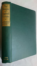 J MOREWOOD DOWSETT.THE ROMANCE OF ENGLAND'S FORESTS.H/B 1948.B/W ILLS,PHOTOS