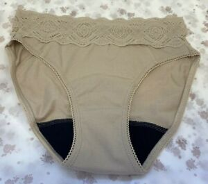 New! M&S Marks & Spencer Confidence anti leak period high leg knickers / pants