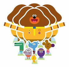 Hey Duggee Table Top Cardboard Cutouts Pack Of 12 Kids Party Decorations