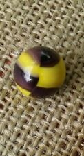 """5/8"""" Marble king Bumblebee In Beautiful Mint Condition."""