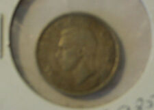 CANADA 1944 SILVER QUARTER DOLLAR CANADIAN 25c COIN