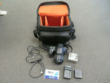 Black Sony Cyber-shot DSC-H400 20.1MP Digital Camera