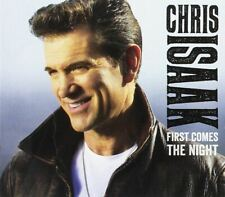 Chris Isaak - First Comes the Night - New CD - Damaged Case