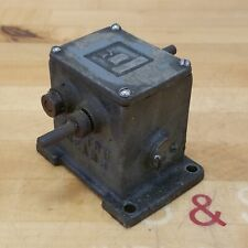 Boston Gear 361601 Gear Reducer, LA 200 - USED