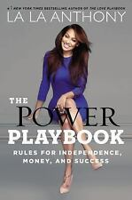 (NEW) The Power Playbook: Rules for Independence by La La Anthony HARDCOVER