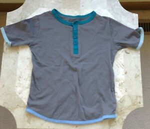 Stella McCartney for babyGap toddler 4 years grey/blue t shirt