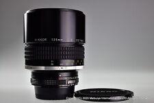 Near MINT Nikon AI-S NIKKOR 135mm f/2