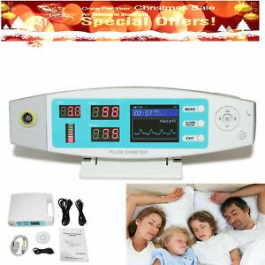 HOT CMS70A Desktop Portable TFT CONTEC Pulse oximeter Spo2 Monitor Blood Oxygen