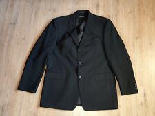Anzug Sakko Anzughose schwarz Benvenuto 52 L