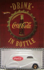 Hot Wheels CUSTOM DECO DELIVERY Coca-Cola Real Riders Limited 1/5 Made!
