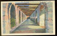 Arch Walk in the Alamo, San Antonio, Texas (San Antonio173)unused