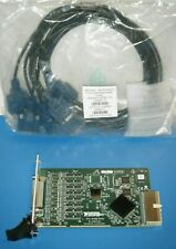 Ni Pxi-8431/8 Rs485 Rs422, with 8-Port Cable, National Instruments *Tested*