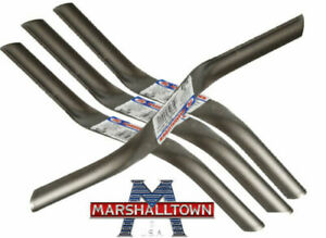 MARSHALLTOWN Brick Tongue/Brick Jointer Double Ended Made in USA No 80,81,82,83