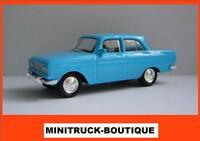 Moskwitsch 412 Limousine - Jugendträume der DDR - Nr. 13 (Sternquell)