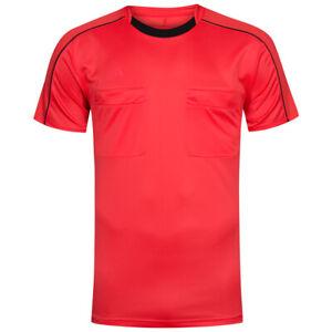 adidas Referee Herren Fußball Schiedsrichter Trikot AJ5915 Gr. XL rot neu