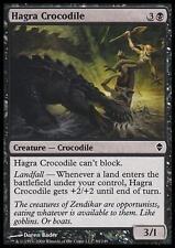MTG Magic - (C) Zendikar - Hagra Crocodile - SP